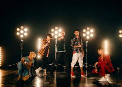 CNCO estrena el video del tema 'Se Vuelve Loca'