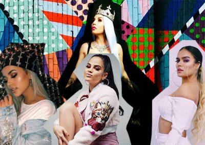 The future is female y el reggaetón también