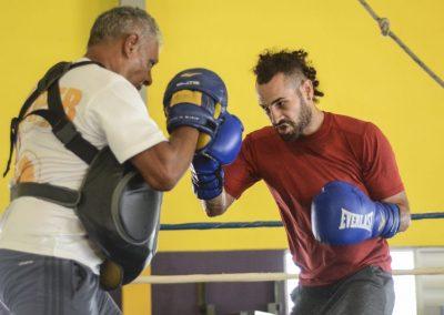 José 'Sniper' Pedraza: Listo para coronarse campeón mundial ante Ray Beltrán