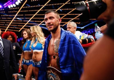 ESPN y Top Rank: 54 pelea al año, por siete años