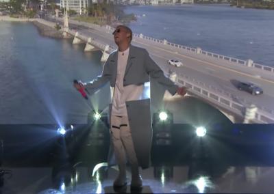 Bad Bunny se estrena en el show de Jimmy Fallon [VIDEO]
