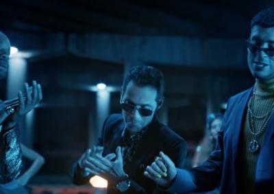 Marc Anthony, Will Smith & Bad Bunny estrenan 'Está rico' [VIDEO]