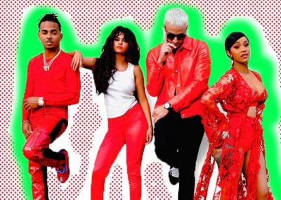 Ozuna, Cardi B & Selena Gómez lanzan 'Taki Taki'