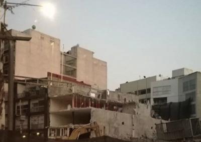 Crónica: En un elevador durante el terremoto en México