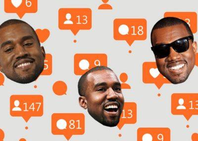 Kanye West tiene razón: Hablemos de redes sociales
