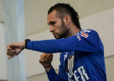 'Sniper' Pedraza: 'Lomachenko nunca ha enfrentado a un peleador como yo' [Fotos]