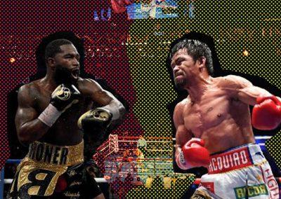 Manny Pacquiao se enfrentará a Adrien Broner en enero 12 ó 19