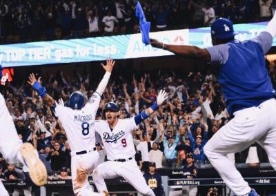 Dodgers: Este es su 25-Man Roster para la Serie Mundial [Galería]