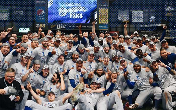 Bateadores de Los Dodgers pueden llegar a ser imparables