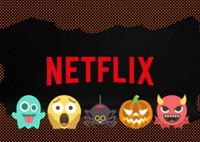 Netflix & Scream! 10 películas que puedes ver en Halloween 🎃