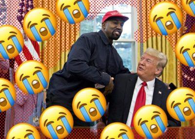 La visita de Kanye West a Donald Trump: ¡Qué decepción!