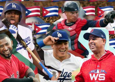 El béisbol sabe a Caribe