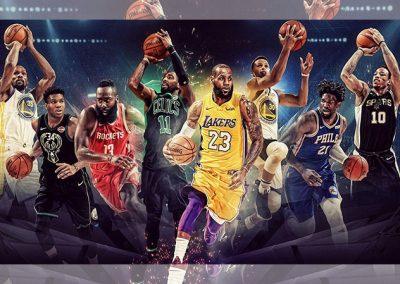 NBA: Un repaso a los 30 equipos [Galería]