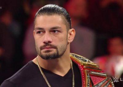 Roman Reignsabandona la WWE; lucha contra la leucemia