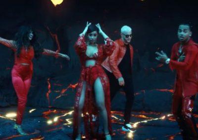 Cardi B, Ozuna, Selena Gómez + DJ Snake estrenan video de 'Taki Taki'