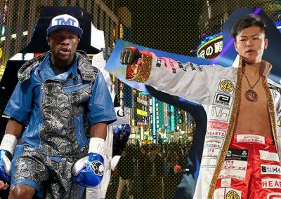 MMA: Mayweather pelea ante Nasukawa 🔥 ¿Qué sabemos sobre el japonés?