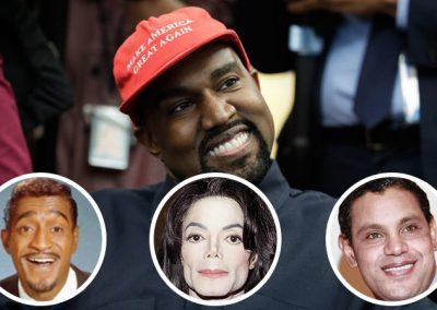 El Síndrome Kanye West: Lo hemos visto antes