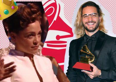 Maluma tiene un Grammy Latino: Me duele la música