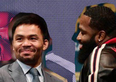 Manny Pacquiao vs. Adrien Broner: El Bueno y El Malo