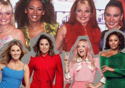 The Spice Girls regresan por $11 millones (para cada una)