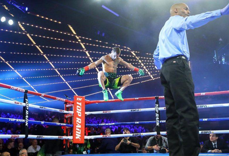Lomachenko vs. Crolla el 12 de abril en el Staples Center
