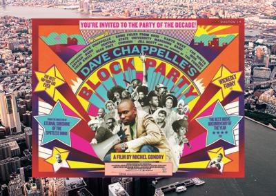Dave Chappelle's Block Party: El día que Dave cambió a una generación