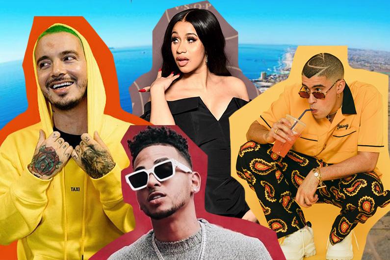 Bad Bunny, Cardi B, Ozuna & J Balvin lideran el Baja Beach Fest 2019