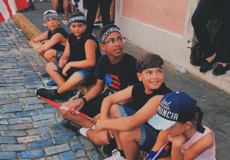 FOTOS: Paro Nacional, Protestas & Celebración en Puerto Rico