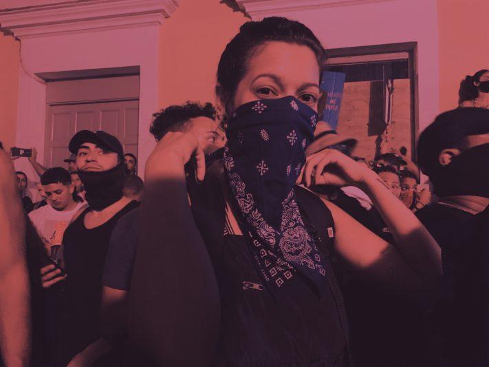 Viejo San Juan es una Zona de Guerra por culpa del gobernador de Puerto Rico