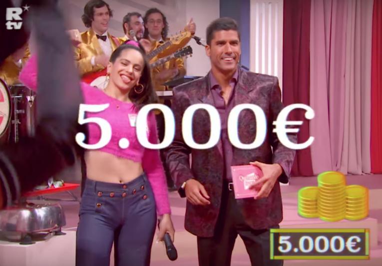 'F*cking Money Man': Rosalía lanza dos nuevos singles + videos 👑