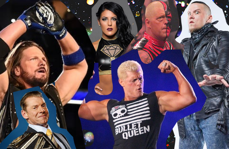 2019: The Beginning of the Golden Age of Professional Wrestling