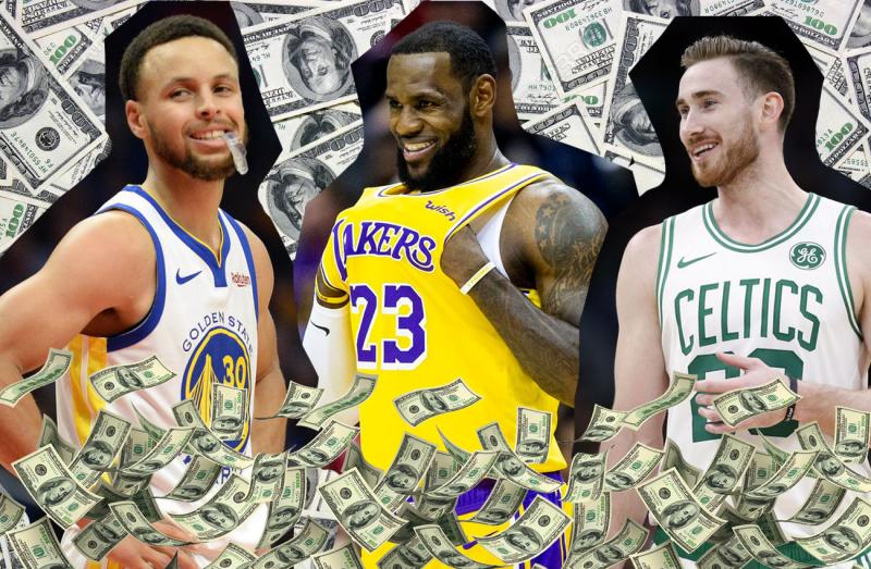 Cómo entender los contratos en la NBA y no morir en el intento
