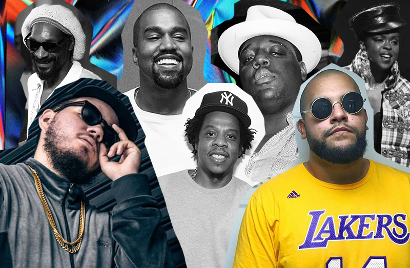Frostburn & Jacqmi Present: Top 50 Hip Hop Rappers of All Time