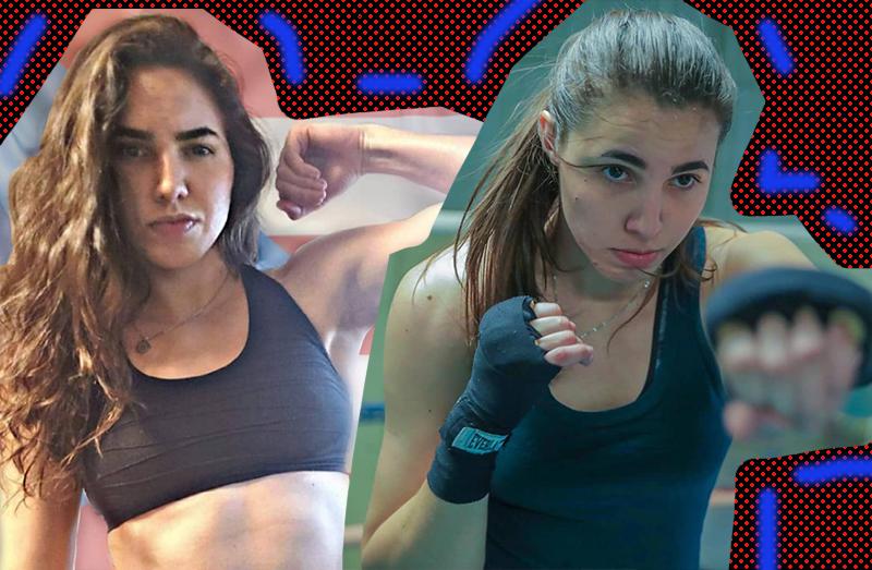 Stephanie Piñeiro lista para su debut en el boxeo profesional [ENTREVISTA]