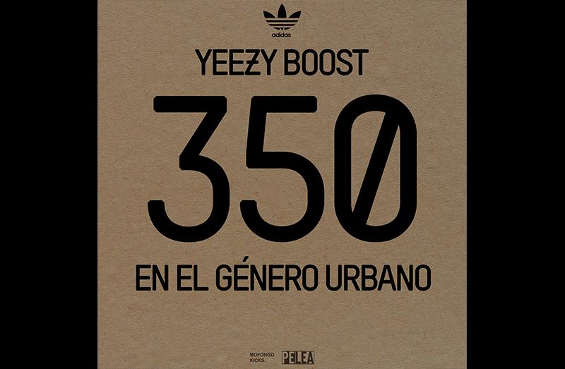 #MofongoKicksMonday: Yeezy Boost 350