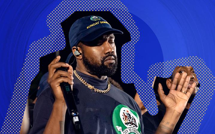 'Jesus Is King': Kanye West dejó su proyecto en las manos de Dios [review]