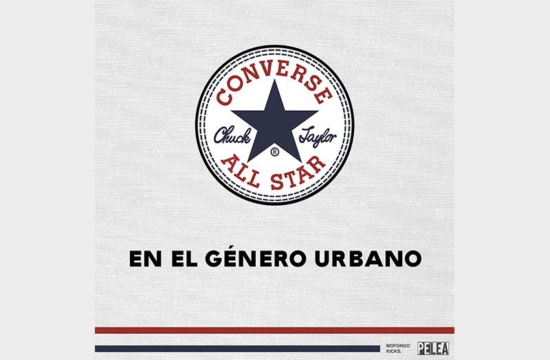 #MofongoKicksMonday: Converse Chuck Taylor All-Star