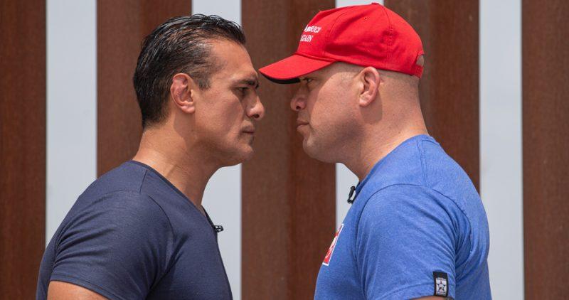 Tito Ortiz vs. Alberto 'El Patrón': Listos para entrar a La Jaula de Combate Américas